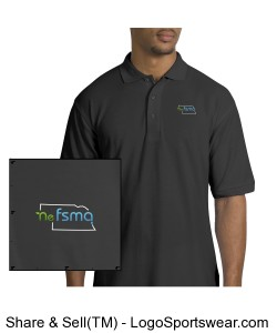 Men's Polo Shirt Design Zoom