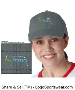 Ladies Cap Design Zoom